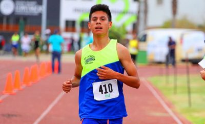 Sebastián Savin, ganador de la categoría Elite