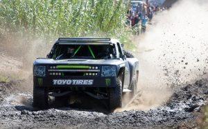 El piloto norteamericano se presentará al volante de un Toyota Tundra