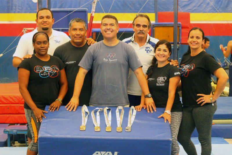 Cuerpo de entrenadores de Baja Dynamo