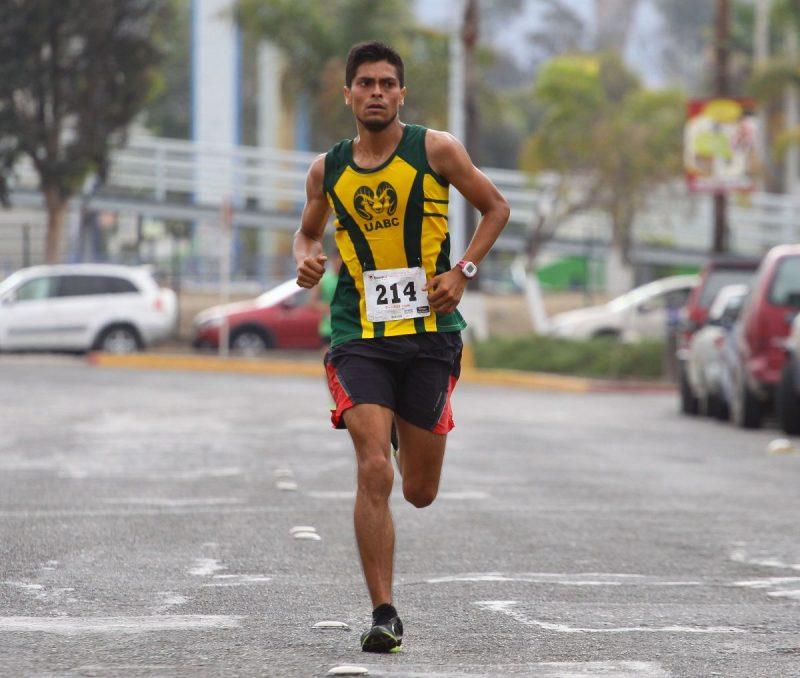 Gabriel Martínez ganó la carrera