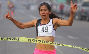 Lupita Cruz, ganadora femenil