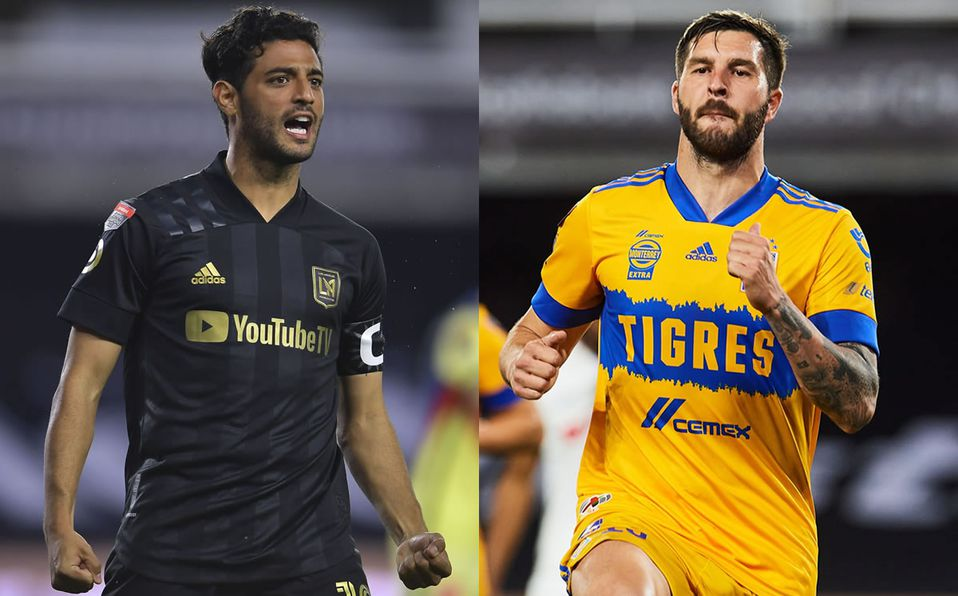 LAFC vs Tigres, así se jugará la final de la Concachampions – AGP Deportes